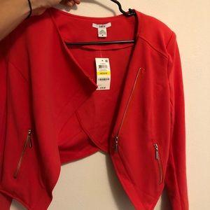 Bar III jacket NWT Size medium
